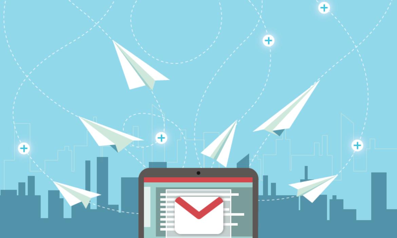 limpar a lista de emails